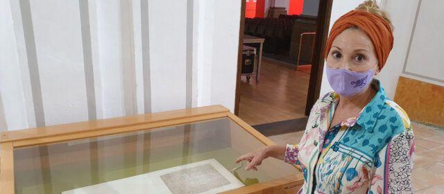 Vídeo i fotos: Vinaròs exposa la carta pobla, en el seu 779 aniversari