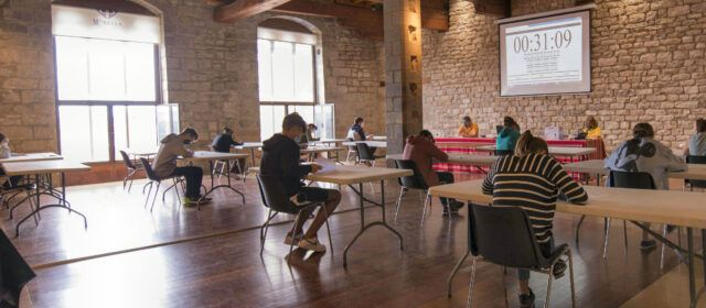 Morella acull els exàmens oficials d'anglès del Trinity College London