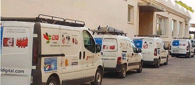 Novatel Digital continua el despliegue de fibra óptica en Vinaròs.
