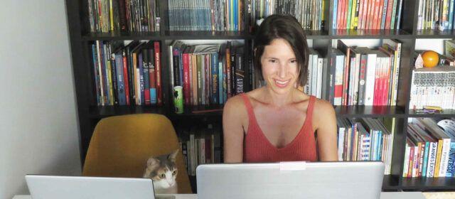 Parlem amb la vinarossenca Marina Borràs Ferrà, traductora de sèries i pel·lícules de plataformes de vídeo