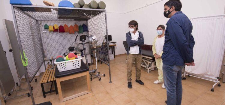 Demà dimecres entra en funcionament el nou servei de rehabilitació sanitària de Morella