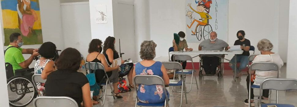 AFANIAD ofrece su nuevo centro ocupacional a los servicios sociales de Vinaròs, Benicarló y Peñíscola