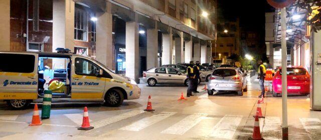 La Policia Local de Benicarló identifica 20 persones i instrueix 6 denúncies per tinença de drogues