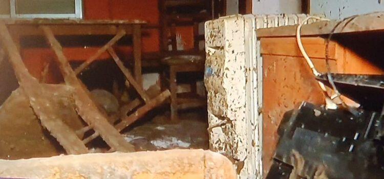 Gran ressò mediàtic del cas de la casa destrossada d'un matrimoni de Vinaròs