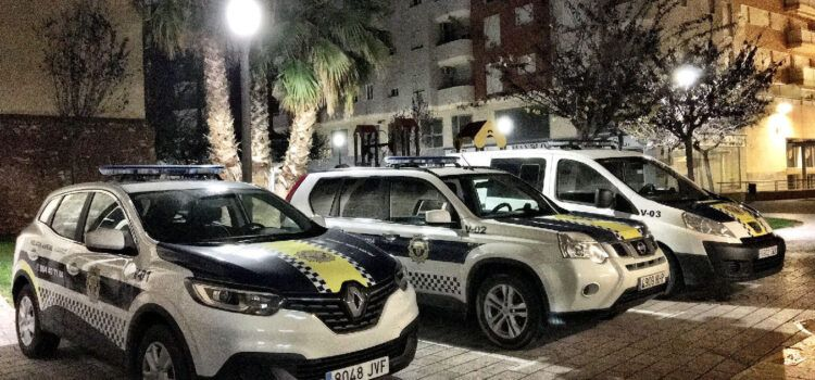 Vinaròs invierte 105.000 euros en la compra de vehículos eco para la brigada y la Policía Local