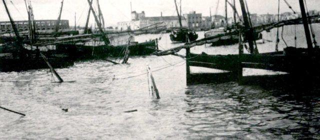 Deconstrucció social: 1883.Temporals de mar i terra