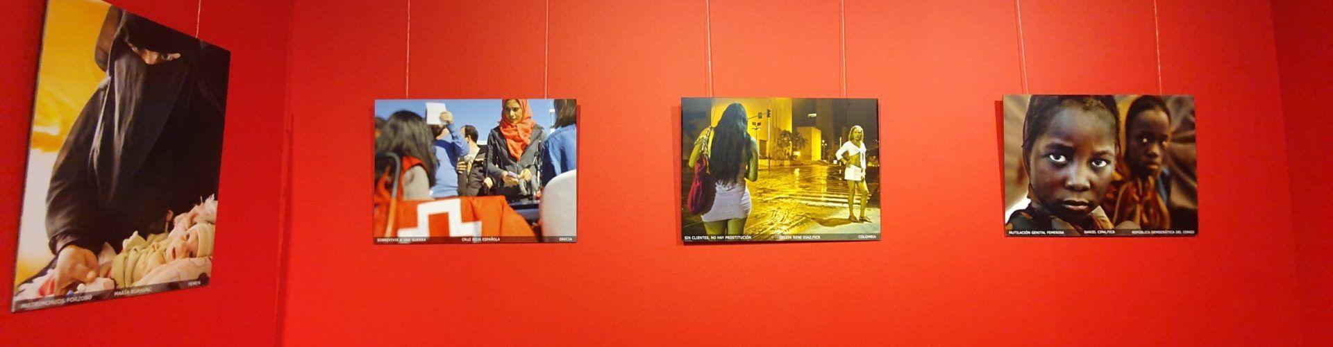 """Vídeo i fotos: """"Dones del món"""" a l'Auditori de Vinaròs"""