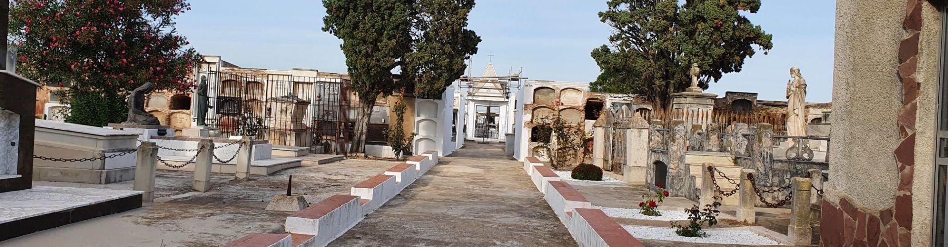 Mejoras en el cementerio de Vinaròs