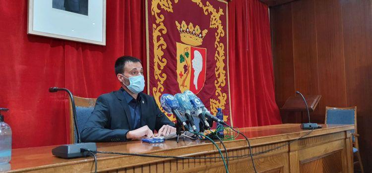 Vídeo: l'alcalde de Vinaròs anuncia les noves mesures excepcionals per la Covid