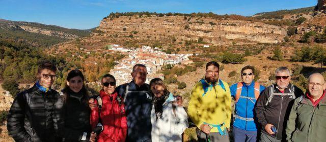 Fotos: Vinarossencs, de volta pel terme de Vallibona