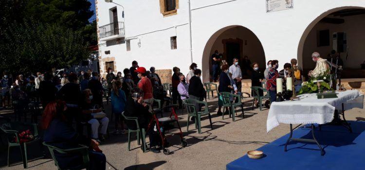 Vídeo i fotos: Missa al Remei d'Alcanar
