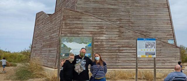 El Team GeocachersVinaros en el Delta del Ebro