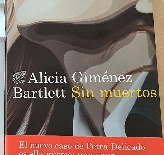 Se multiplican las entrevistas a Alicia G.Bartlett