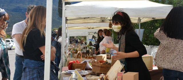 La tercera edició d'Àgora, la fira de l'economia social i cooperativa de les Terres de l'Ebre tanca a Ulldecona amb bona nota