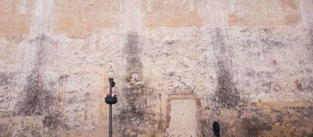 """Amics de Vinaròs avisa que els esgrafiats de l'Arxiprestal poden """"desaparèixer per sempre"""""""