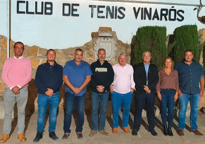 El Club de Tenis Vinaròs renova la junta directiva