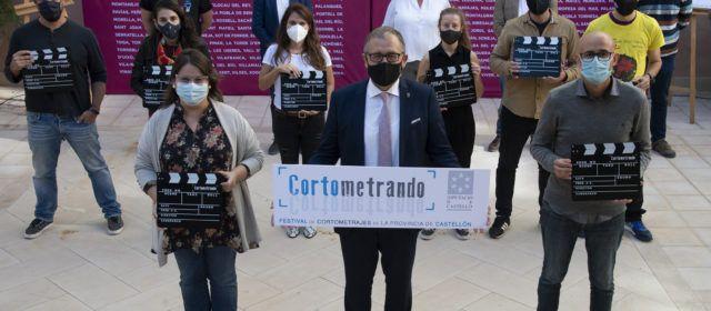 'Cortometrando' passa de la ficció al documental i retratarà la pandèmia en sis municipis de l'interior de Castelló