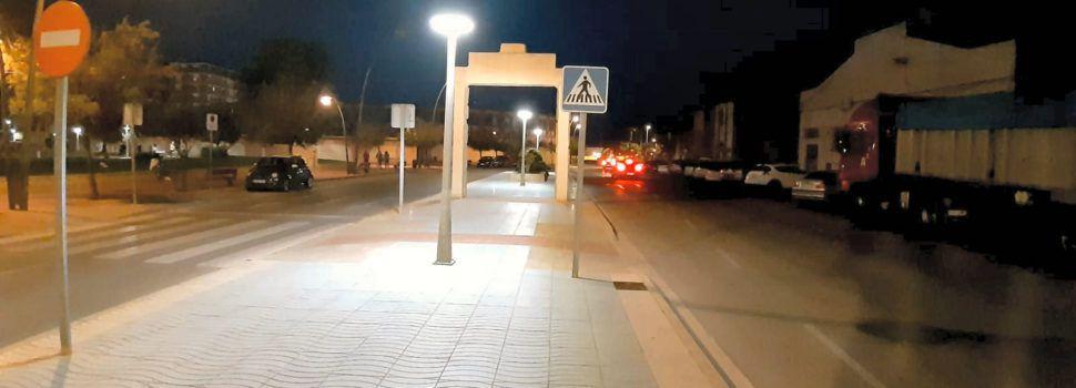 """Un paso de peatones """"fantasma"""" en Febrer de la Torre de Vinaròs"""
