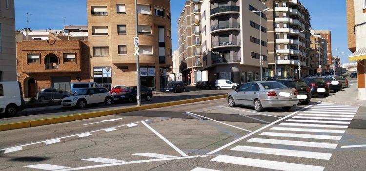 Vora l'Ebre: La remodelació de l'avinguda de Catalunya d'Amposta
