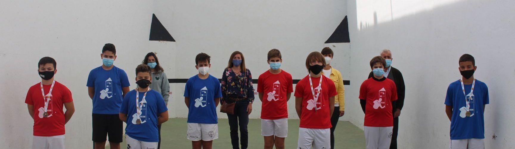 Traiguera i Xert premien els guanyadors dels JECV de frare