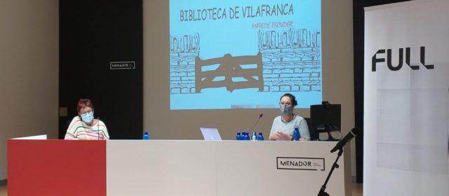El Xilòfag protagonista de la jornada Vies de Lectura 2020 de la Fundació Full