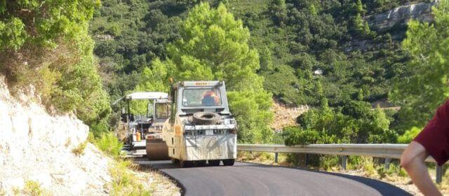 La Generalitat acondiciona el camino rural entre Vallibona y Rossell