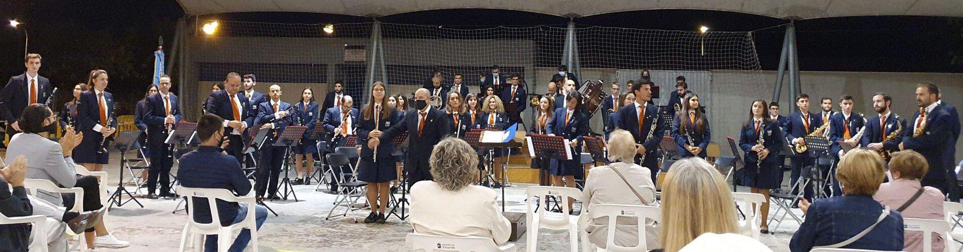 Vídeos: concert de La Alianza per la Carta Pobla de Vinaròs