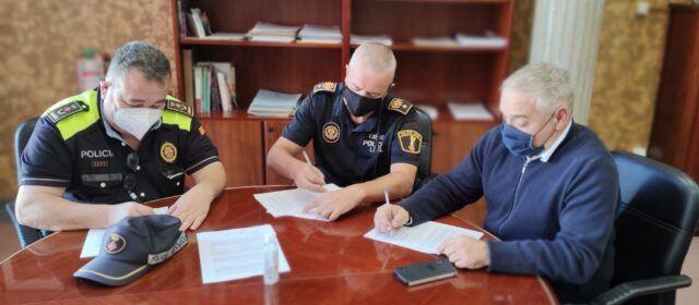 Protocol de col·laboració entre la Policia Local d'Alcanar, Ulldecona i Vinaròs