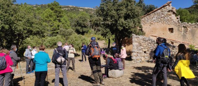 El Parque Natural de la Tinença estrena la ruta de los maquis