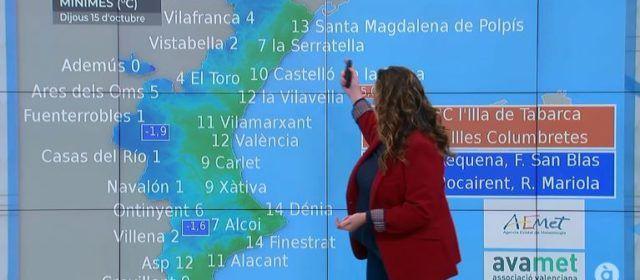 Santa Magdalena entra a formar part de l'Associació Valenciana de la Meteorologia (AVAMET)
