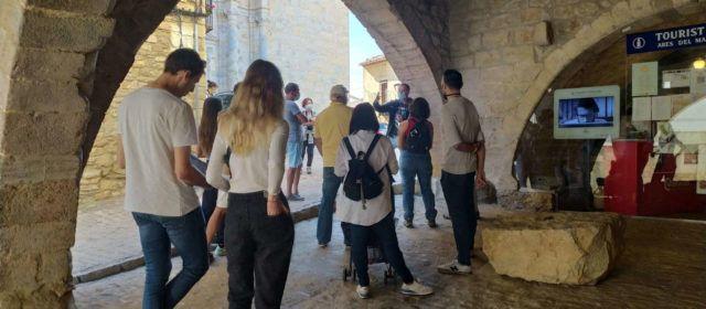El patrimoni d'Ares cobra vida en el Pont d'Octubre