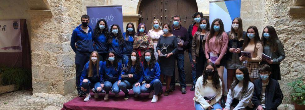 Albocàsser homenatja el talent femení local, comarcal i autonòmic amb els premis 'Dona Coratge'
