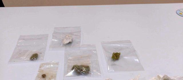 La Policia Local de Benicarló identifica 21 persones i instrueix 4 denúncies per tinença de drogues
