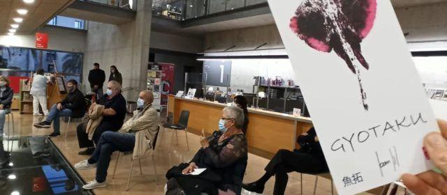 "Joan Gil exposa els seus ""gyotakus"" a Tortosa"
