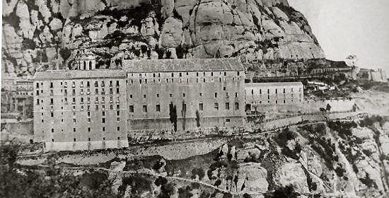 Un ulldeconenc salvà de la destrucció el Monestir de Montserrat el 1939