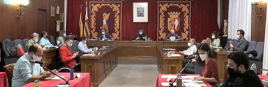El pleno de Vinaròs rechaza la propuesta de TSV de excluir los espectáculos taurinos en la plaza de toros