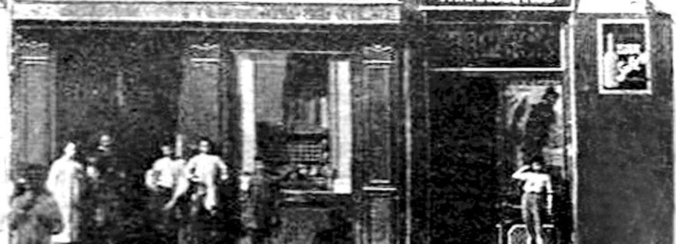 Deconstrucció social: Còlera del 1884