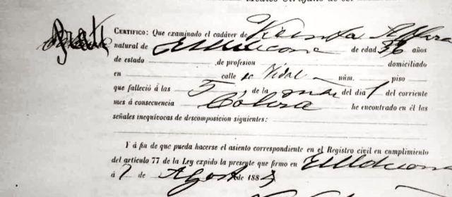 L'epidèmia colèrica de 1885 a Ulldecona