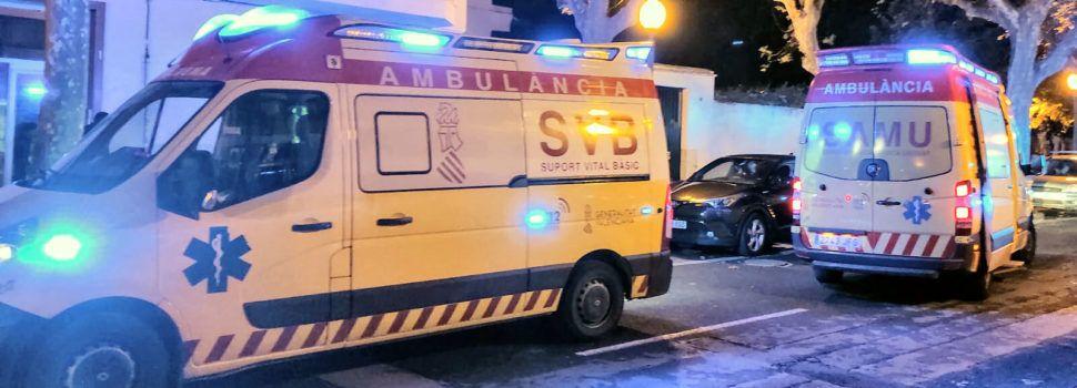 Fallece un hombre mientras caminaba por el paseo Febrer Soriano de Benicarló