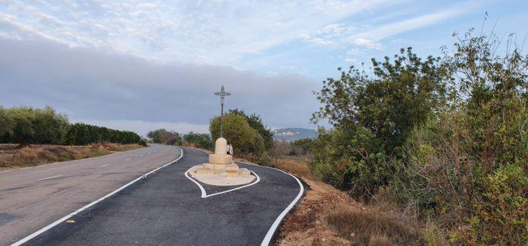 Obres i Serveis millora la zona del carril lúdic de Vinaròs
