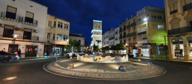 Fotos: estrenada la il·luminació nadalenca a Vinaròs