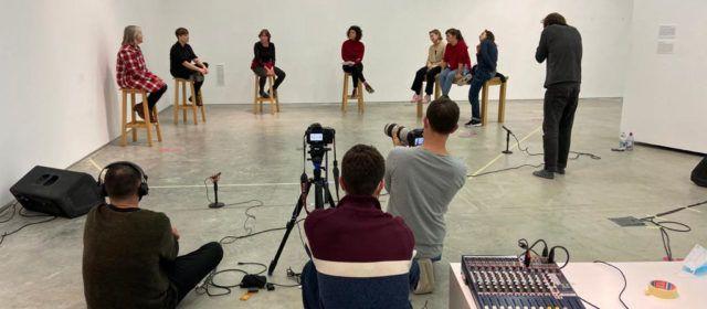 Artistes i activistes reflexionen sobre el plaer, la identitat sexual i les violències, al centre d'art Lo Pati