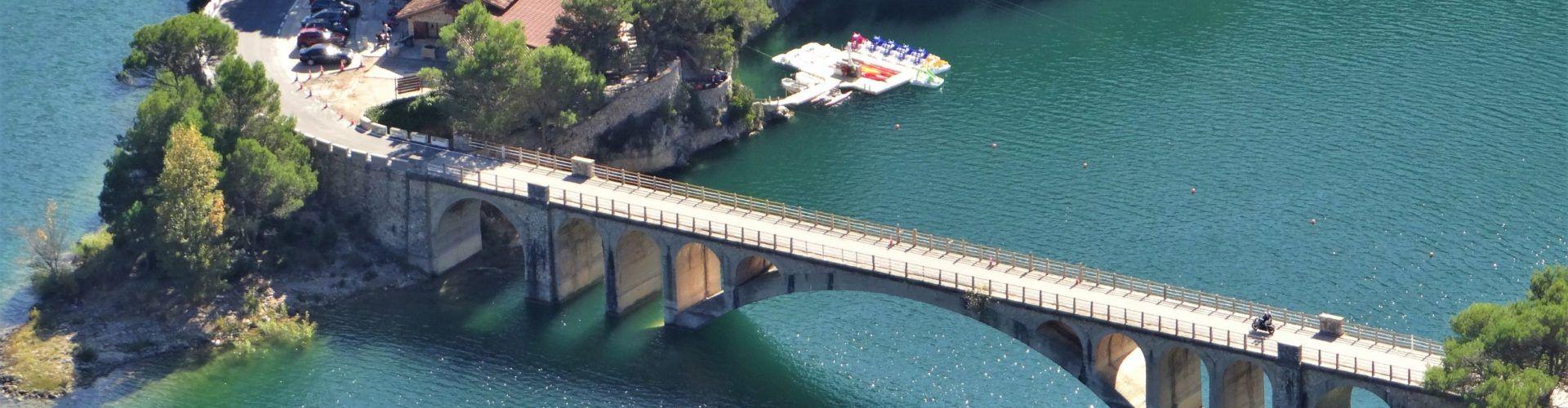 Fotos: embassament d'Ulldecona, Mola Rasa, Cova del Drac
