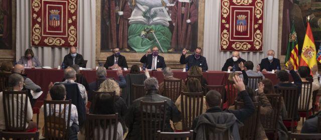 El Consorci Provincial de Bombers de Castelló supera els 20 milions de pressupost i aprova 19 noves places