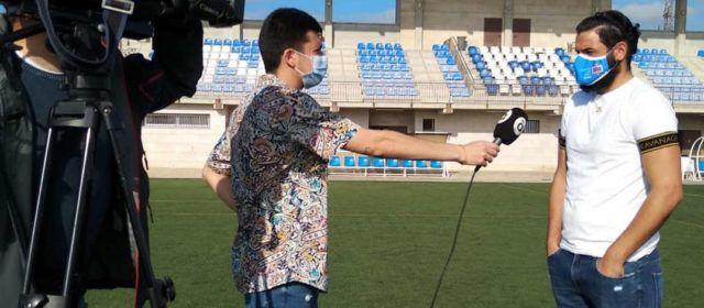 """El portero """"viral"""" del Vinaròs CF dice a Marca que tiene ofertas para ser delantero"""