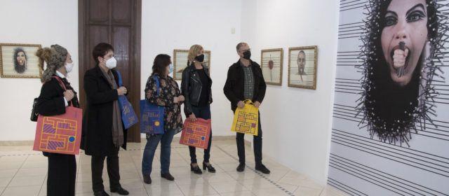 """L'exposició """"La-Re-Mi-La"""" de Carles Santos serveix a la Diputació de Castelló per celebrar el Dia Internacional dels Museus"""