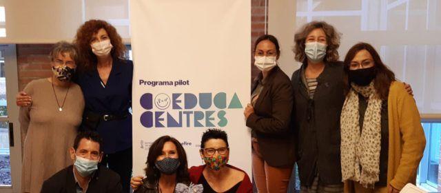 Tercera sessió de coeducacentres, on participen un institut i un col·legi de Vinaròs
