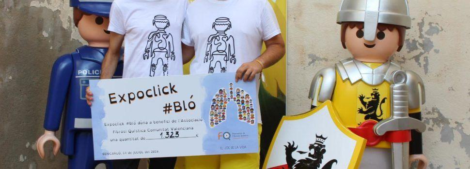 L'exposició de clicks a Benicarló col·labora de nou en la lluita contra la fibrosi quística