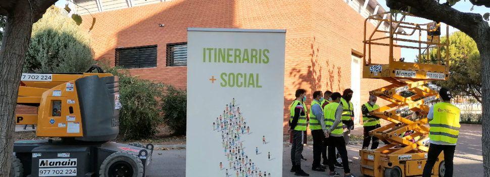 Comencen els itineraris d'inserció sociolaboral per al foment de l'ocupació