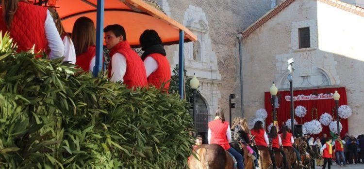 La festa de Sant Antoni suspèn a Benicarló els principals actes per la pandèmia
